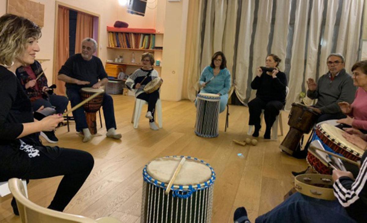Drum Circle Pisa